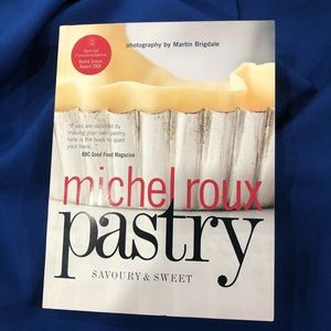 Other - Savoury & sweet pastry recipe book